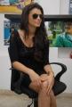 Actress Gabriela Bertante at Devudu Chesina Manushulu Press Meet
