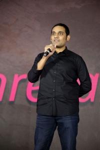 Mickey J Meyer @ Gaddalakonda Ganesh Movie Success Meet Stills