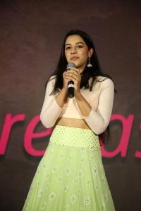 Actress Mirnalini Rav @ Gaddalakonda Ganesh Movie Success Meet Stills