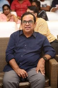 Brahmanandam @ Gaddalakonda Ganesh Movie Success Meet Stills