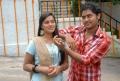 Chaitanya Nelli, Prakruti at Gaja Donga Movie Opening Stills