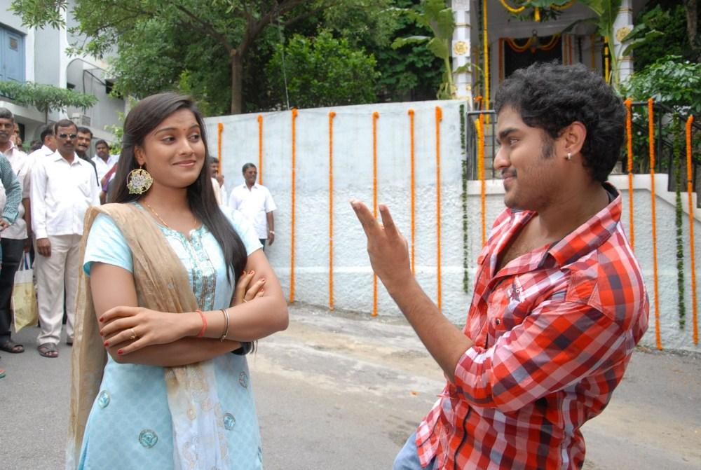 Comedian Sapthagiri Turns Gaja Donga