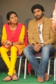 Lakshmi Menon, Vikram Prabhu at Gajaraju Movie Press Meet Photos