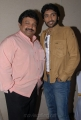 Vikram, Prabhu at Gajaraju Movie Press Meet Stills