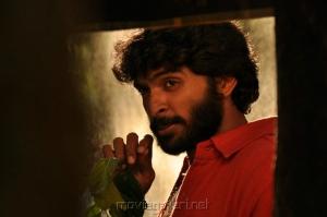 Actor Vikram Prabhu in Gajaraju Telugu Movie Stills