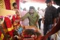 Producer KE Gnanavel Raja @ GajiniKanth Movie Pooja Stills