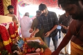Actor Arya @ GajiniKanth Movie Pooja Stills