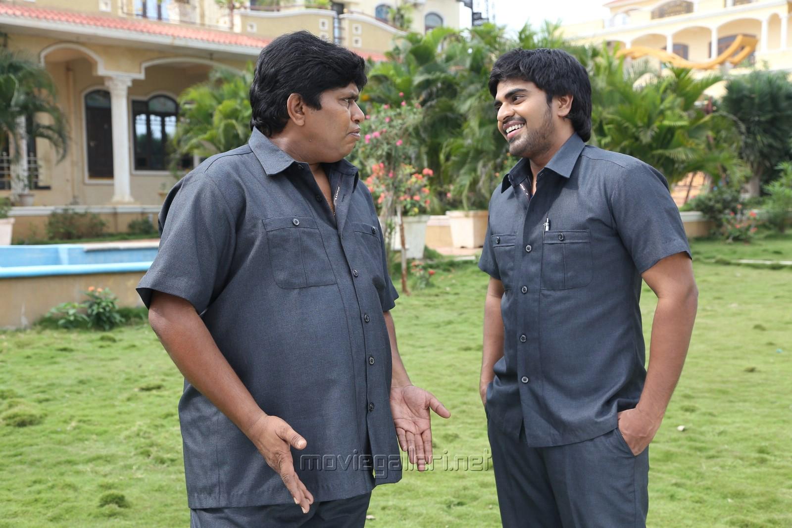 Actor Sri in Galata Movie Hot Stills