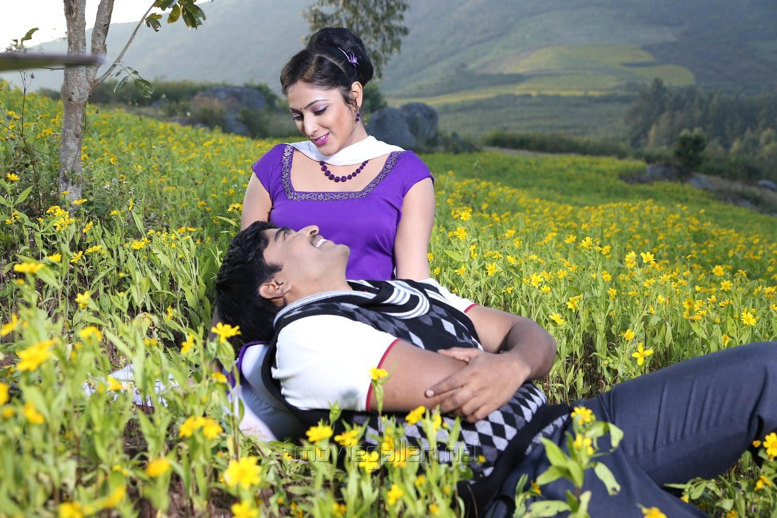 Sri, Haripriya in Galata Movie Hot Stills