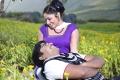 Haripriya, Sri in Galata Movie Photos @ Araku Location
