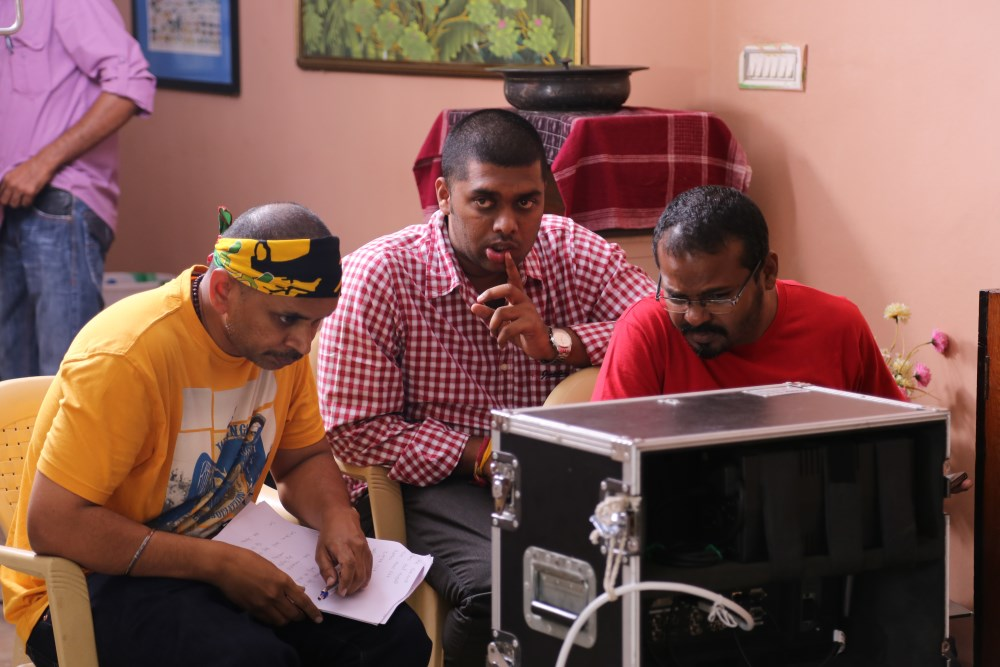 Galata Movie Working Stills