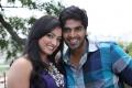 Haripriya, Sri in Galata Telugu Movie Stills