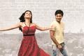 Kristina Akheeva, Aadi in Galipatam Telugu Movie Stills
