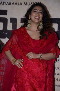 Actress Shriya Saran @ Gamanam Movie Press Meet Stills