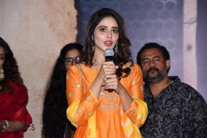 Priyanka Jawalkar @ Gamanam Movie Press Meet Stills