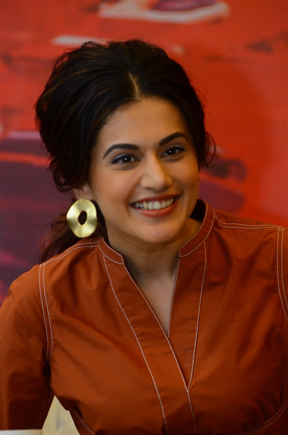Game Over Actress Taapsee Pannu Interview Stills