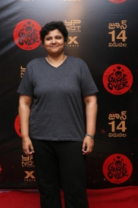 Nandhini Reddy @ Game Over Telugu Movie Preview Photos