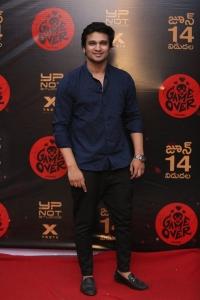 Nikhil Siddharth @ Game Over Telugu Movie Preview Photos