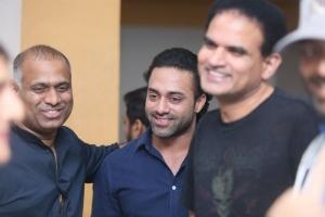PVP, Navdeep @ Game Over Telugu Movie Preview Photos