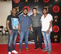 S. Sashikanth, Ashwin Saravanan, Chakravarthy, Ramachandra @ Game Over Telugu Movie Preview Photos