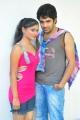Anu Sri, Kiran at Gandikotalo Movie Press Meet Stills