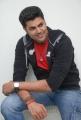 Actor Ganesh Venkatraman Pics at Damarukam Interview