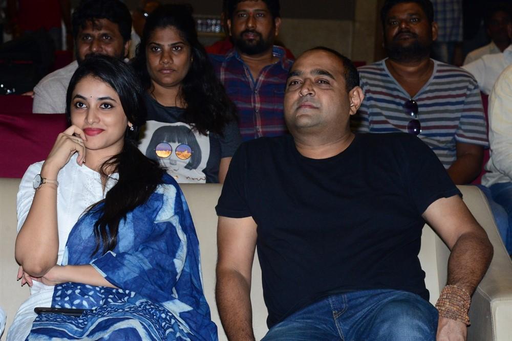 Priyanka Arul Mohan, Vikram K Kumar @ Gang Leader Movie Team Meet Photos