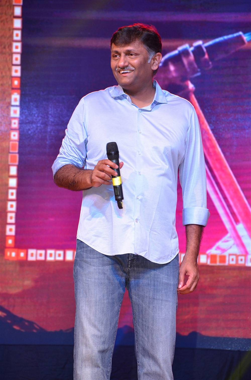 Naveen Yerneni @ Gang Leader Pre Release Function Photos