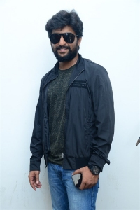 Nani @ Gang Leader Thanks Meet Photos