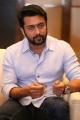 Gang Movie Hero Surya Interview Pics