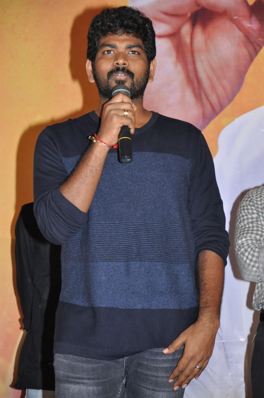 Vignesh Shivan @ Gang Movie Success Meet Stills