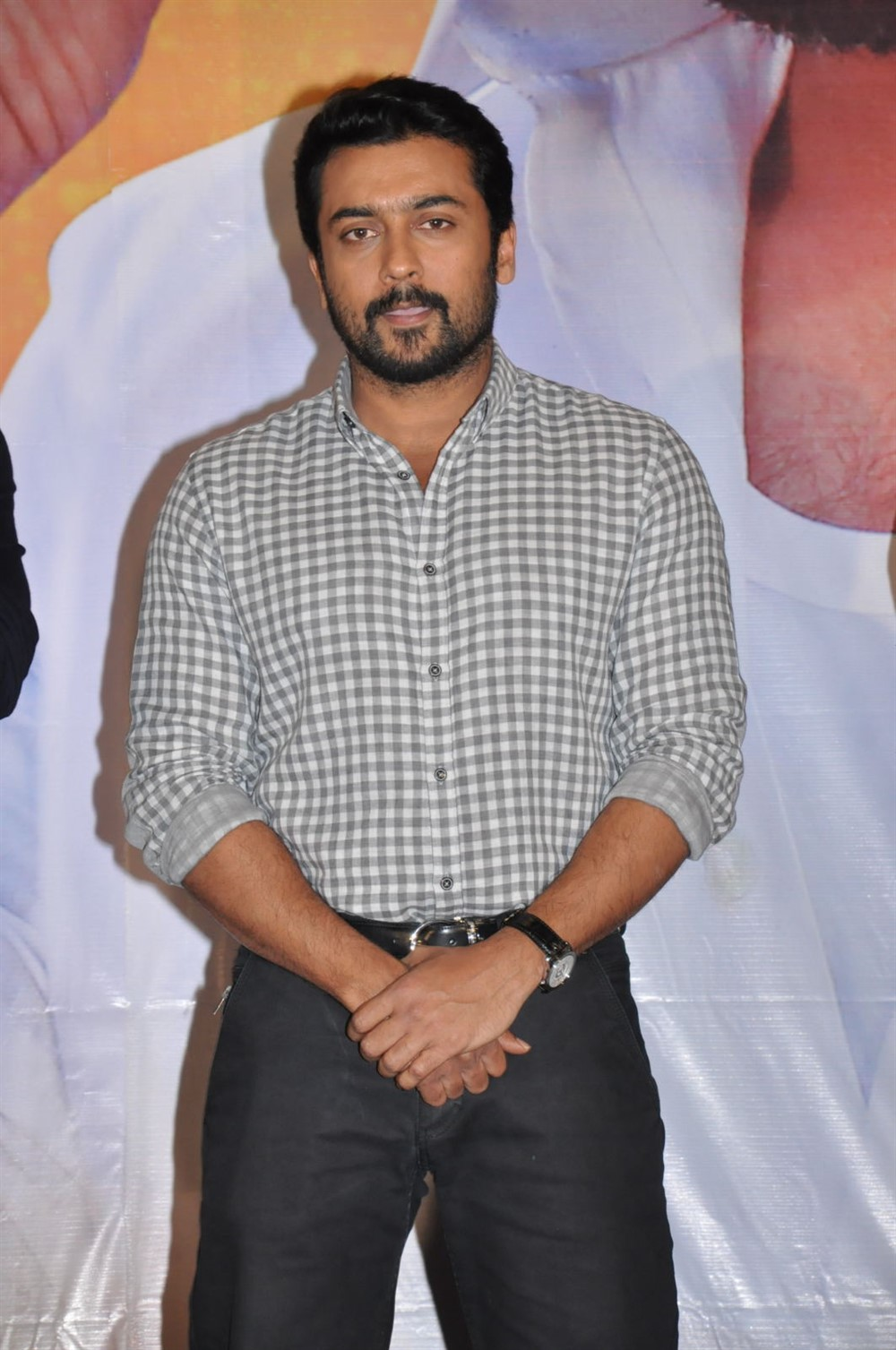 Actor Suriya @ Gang Movie Success Meet Stills