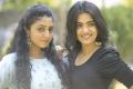 Arsha Baiju, Wafa Khadeeja Rahman @ Gangs Of 18 Movie Trailer Launch Stills