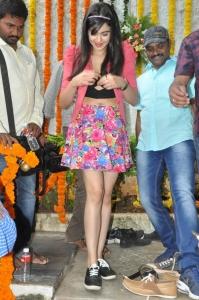 Actress Adah Sharma @ Garam Telugu Movie Launch Stills