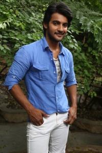 Actor Aadi @ Garam Telugu Movie Launch Stills
