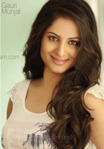 Tamil Actress Gauri Munjal Photoshoot Stills