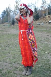 Gauri Sharma at Kullu Traditional Dress