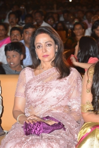 Actress Hema Malini @ Gautamiputra Satakarni Audio Release Function Photos