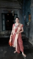 Hema Malini @ Gautamiputra Satakarni Shooting Spot Stills