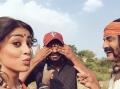 Shriya Saran, Krish, Balakrishna @ Gautamiputra Satakarni Shooting Spot Stills