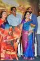 Latha, KS Ravikumar, Vennira Aadai Nirmala @ Gautamiputra Satakarni Tamil Trailer Launch Stills