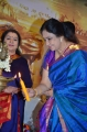 Actress Latha, Vennira Aadai Nirmala @ Gautamiputra Satakarni Tamil Trailer Launch Stills