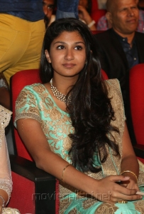 Subbulakshmi Gautami Photos at Uttama Villain Audio Release