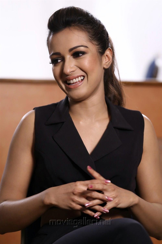 Actress Catherine Tresa Interview about Gautham Nanda Photos