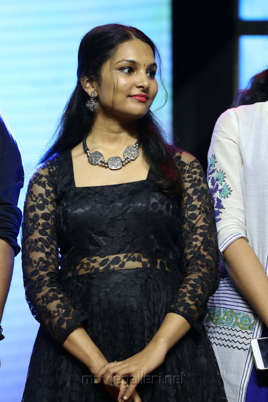 Singer ML Shruti @ Gautham Nanda Audio Release Photos