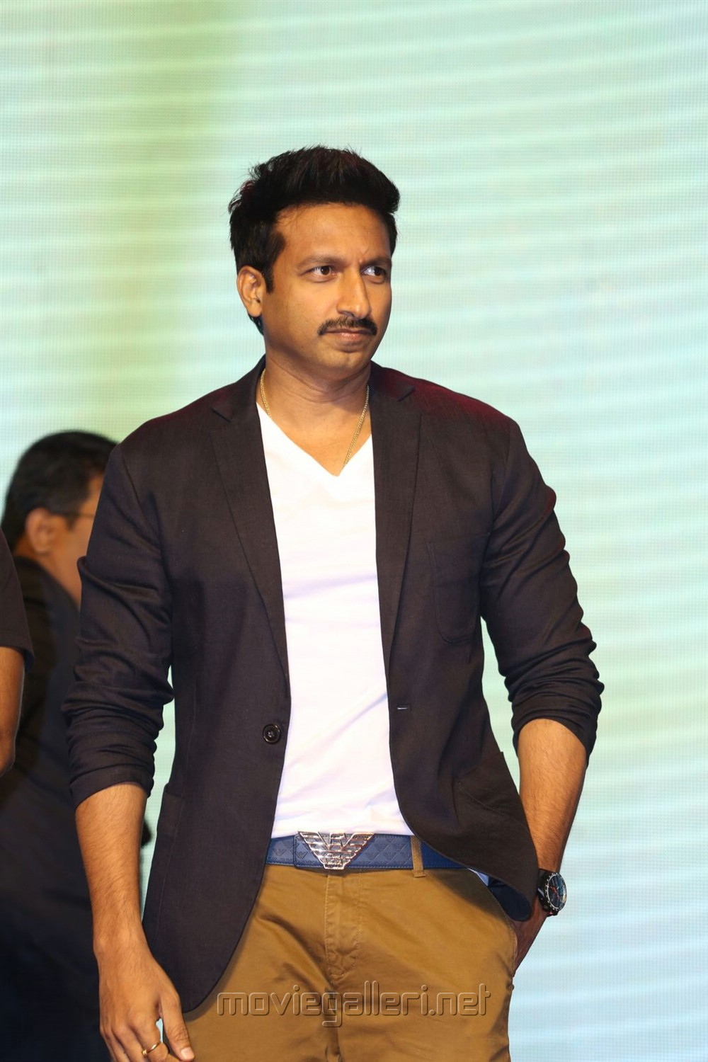 Actor Gopichand @ Gautham Nanda Audio Release Photos