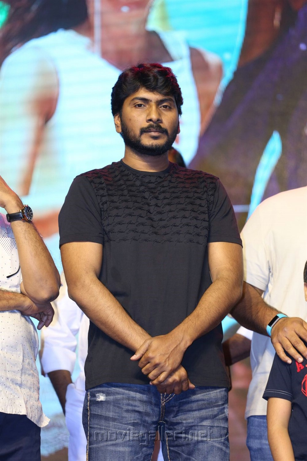 Director Sampath Nandi @ Gautham Nanda Audio Release Photos
