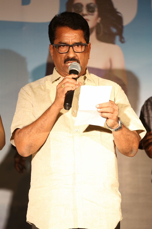 Producer J Bhagavan @ Gautham Nanda Success Meet Photos