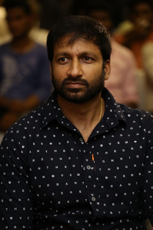 Hero Gopichand @ Gautham Nanda Success Meet Photos