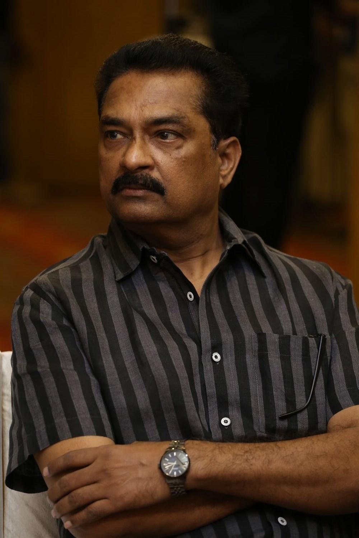 Producer J Pulla Rao @ Gautham Nanda Success Meet Photos
